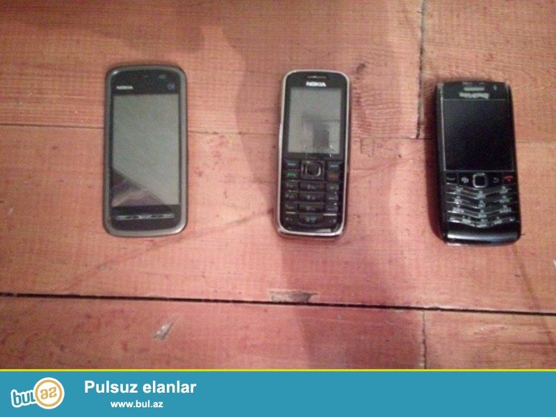 Zapçast kimide satilir. Qiymeti razilasma yolu ile Nokia 6233, 5230 Blackberry Pearl