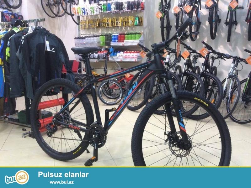 Yalnız Velo Lİder mağazasında Amerikanın brendi olan Vilano velosipedi 479 manata yox endirimlə sadəcə 409 manata !<br /> <br /> Xüsusiyyətləri :<br /> Çərcivə - 6065 D...