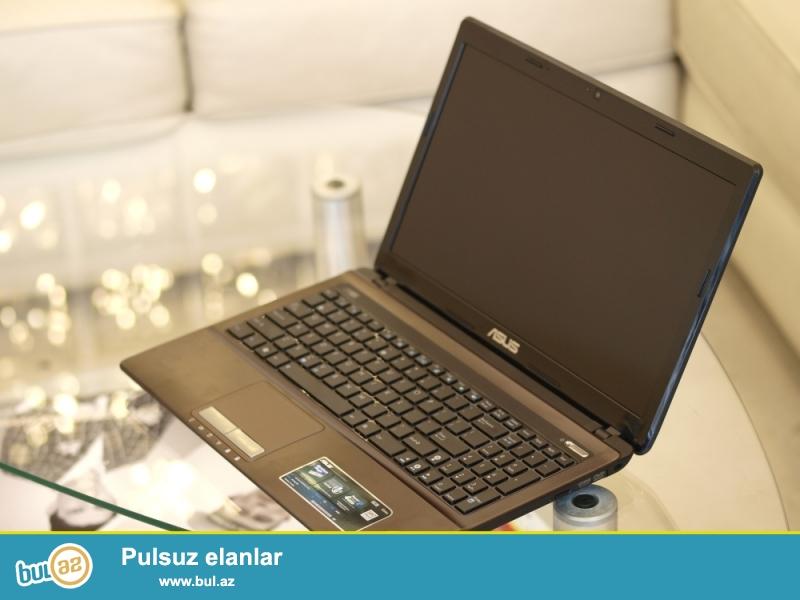 Asus-k53s<br /> Pro:i7 2670  <br /> Ram:8GB<br /> Vga:2GB Nvidia 540<br /> Hdd:500GB<br /> Screen:15...