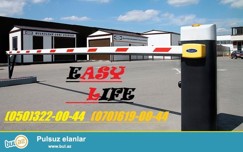 EASY LIFE sirketi sizi dusunerek teklif edir.Artiq heyatimizin bir hissesine cevrilen nezaret sistemleri hemde bir nov muhafizeci ve tehlukesizlik rolunu oynayir...