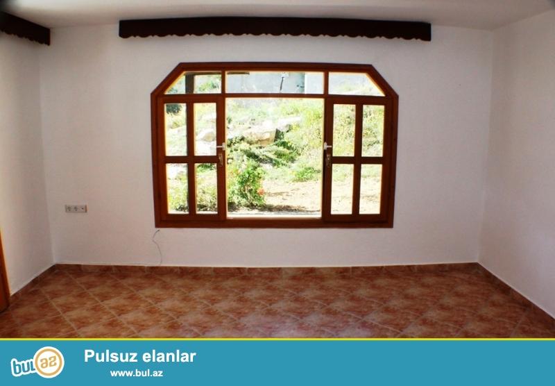 Tikinti şirkətindən təklif: Bodrumda 2 mərtəbəli ev satışa çıxarıldı. Dəniz mənzərəlidir...