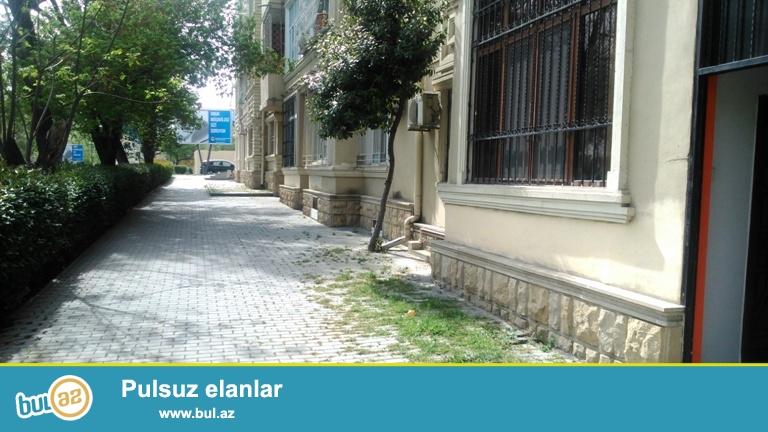 Cдается готовый офис в центре города, в Насиминском районе, по проспекту Вагифа, рядом с Коала парком...