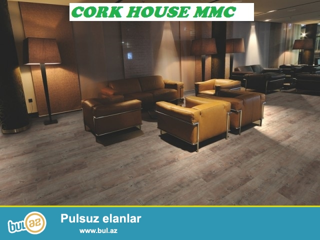 Cork House MMC firması ilkin ödəniş 50% olmaqla,qalan məbləği 6 ay ərzində faizsiz kreditlə təbii divar və yer örtüklərini təklif edir...