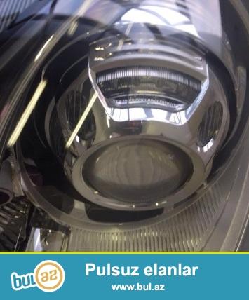 фара левая правая panamera turbo, диодные идеальные