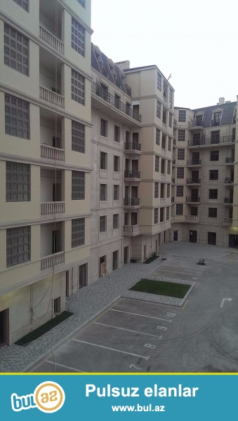 АГ ШЕХЕР- Baku White City !!! Реально 2-х комнатная квартира! <br /> Площадь 97 кв...