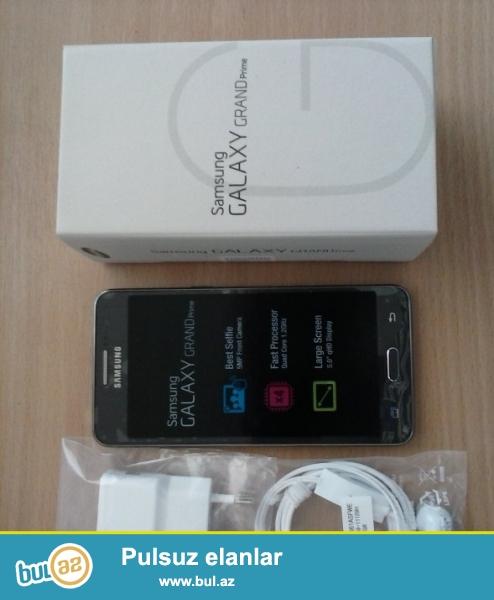 Samsung Grand Prime Yeni Zemanetle satilir pakovkada