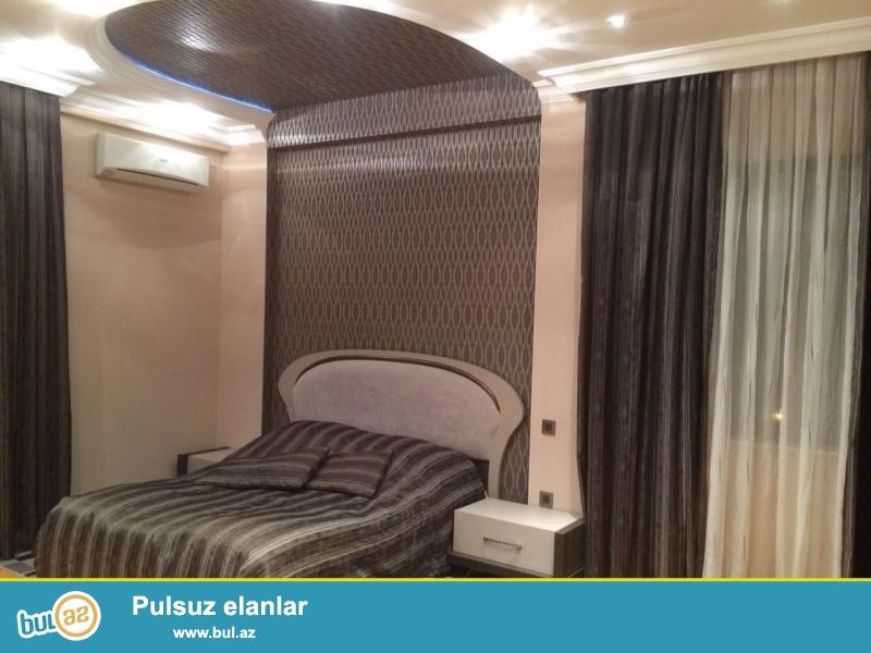 Продается 4-х комнатная квартира в Ясамальском районе, рядом с «Baku Mall», в престижном здании «Зюмрюд МТК»...