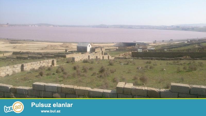 Masazır Duz gölü yaxınlığında, Saray Novxanı yoluna yaxın sənədli 8 sot torpaq sahəsi satılır...