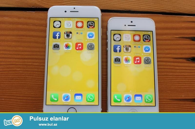 Iphone 5s yeni kaliforniya variantididr. btun proqramlar gedir 1:1 kopyadir...