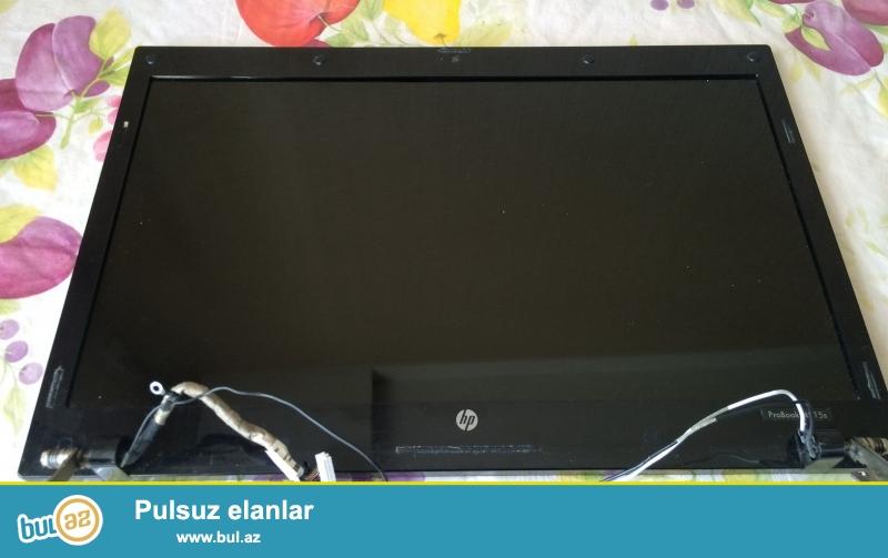 HP 4515s notebookun ehtiyyat hisseleri satilir.Ekser ehtiyyat hisseleri taiwan ishetsalidir <br /> Monitor 15...