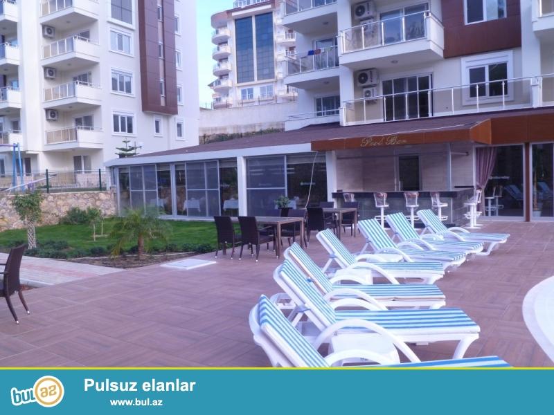 Tikinti şirkətindən təklif: Antalyada 2 otaqlı ev satılır(mebel və məişət avadanlıqları ilə)...