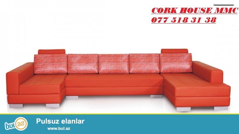 Klassik,avanqard ve modern uslubda mebel destlerinin 6 ayliq faizsiz kreditini Cork House MMC firmasi heyata kecirir...