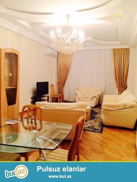 Новостройка! Cдается 3-х комнатная квартира в центре города, в Насиминском районе, по проспекту Азадлыг, рядом с Главным Таможенным Управлением Баку...