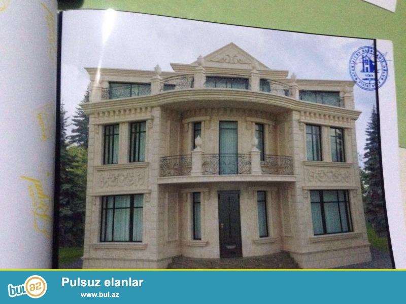 TECILI!!! Sebail rayonu Kempinski Oteli ile uz uze Mohtewem villa Tecili satilir...