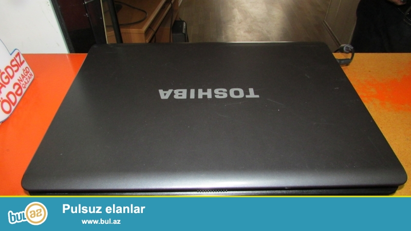 Toshiba Satallite L300D   Satilir. Temiz notbukdur...