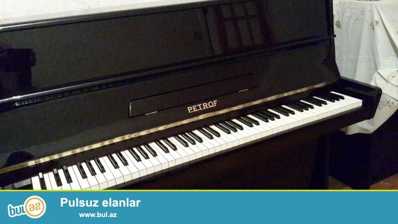 Pianino ustasiyam, pianino satiram, satdigim aletlere ozume arxayin olub uzun muddetli zemanet verirem...