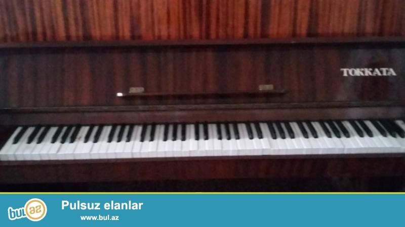 Piano Tokkata satılır