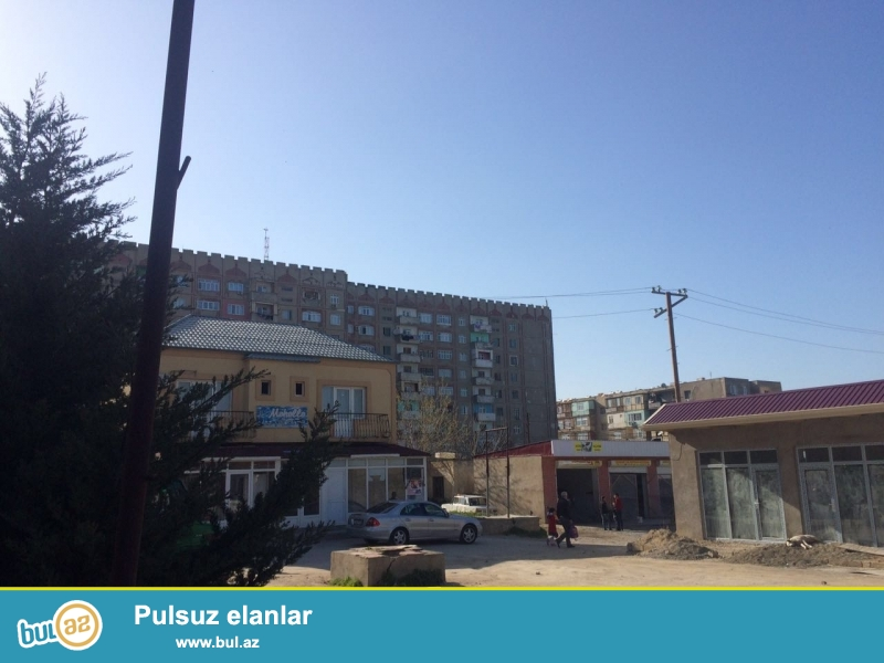 Продается 2-х комнатная квартира в Хазарском районе, в поселке Вишневка, рядом с 322 школой...