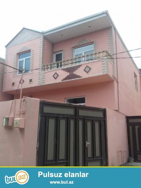 Xirdalan seherinde 2 mertebeli 4 otaqli heyet evi satilir...