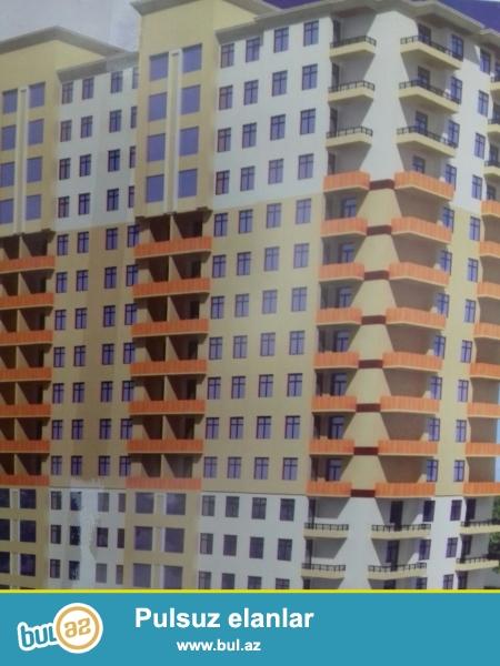 Xirdalanda,bazarin yaninda, SULTAN-E. MTK -da 16 mertebeli hazir binalar padmayak  en balaca kvadrat 59 en böyük kvadrat 120 kv...