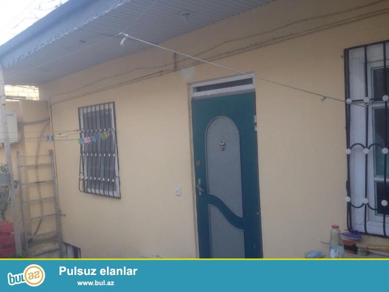 Продается частный дом в Ясамальском районе, в поселке Ени Ясамал, рядом с домом торжеств «Гисмет»...