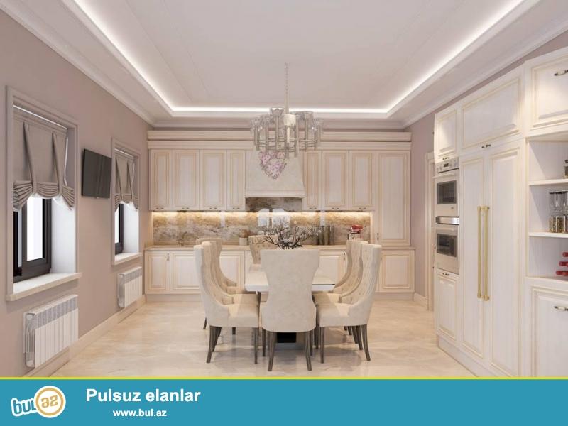 Həyət evlərinin tam tikilib təhvili, interyer exteryer lanshaft dizaynının hazırlanmasi...
