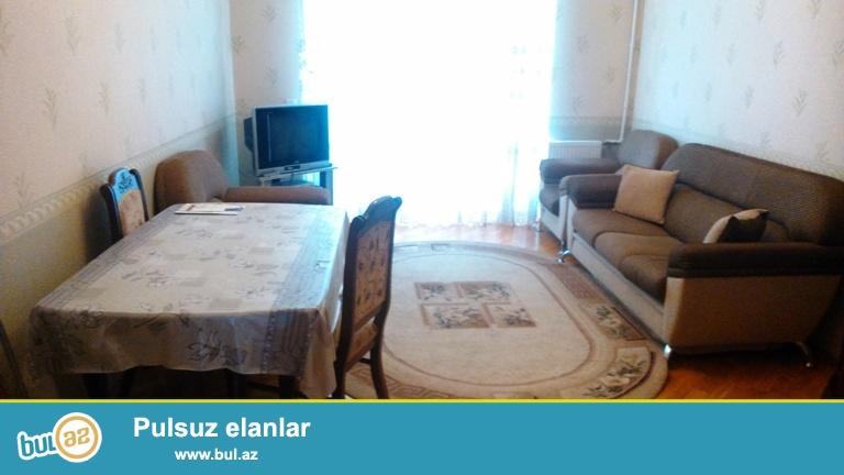 Cдается 2-х комнатная квартира в центре города, в Ясамальском районе, по проспекту Г...