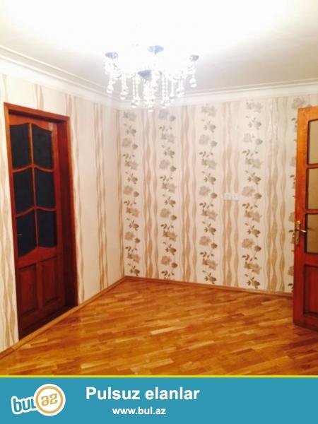 Cдается пустая 3-х комнатная квартира в Ясамальском районе, по улице З...