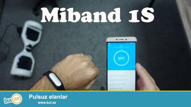 Əsənliklər.Bu dəfə sizə Xiaomi Mi band 1s tracker təqdim edirik...