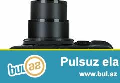 Nikon Coolpix P7100 Pol profesional bir defe isledilib qutusu cantasi var