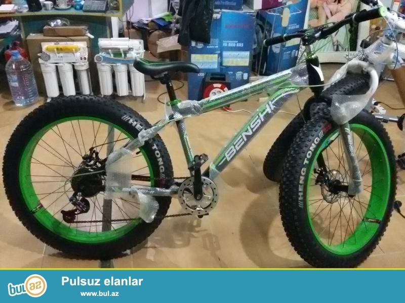 Fat bikeобладают повышенной проходимостью по рыхлым поверхностям, которые плохо или совсем не проходимы на других типах велосипедов...