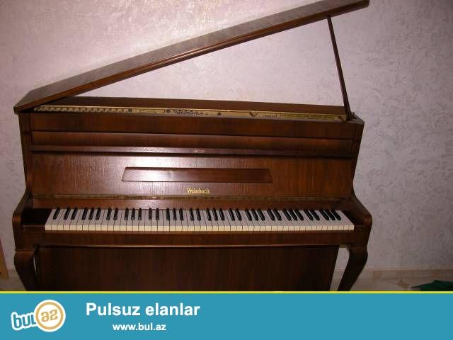 Munasib qiymətə xarici Pianolar aliram