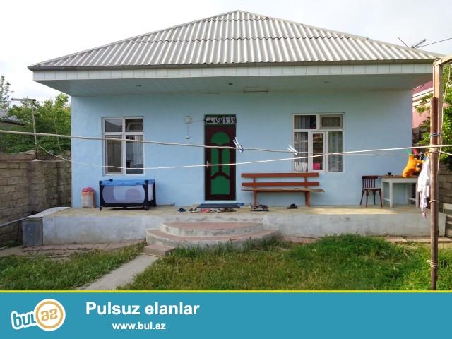 Sabunçu rayonu, Zabrat 1 qəsəbəsi, Kəndin içi, 198 N-li marşurutun axrıncı dayanacağından 20 metr məsafədə tikilmiş 2...