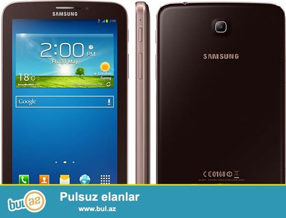Samsung Galaxy Tab3 211 <br /> Prosessorun tezliyi:1...