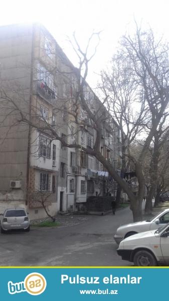 Nəsimi rayonu 20 yanvar metrosunun yanı, Şamaxinkada yerləşən 5 mərtəbəli Fransız layihəli binanın 2-ci mərtəbəsində ümumi sahəsi 50 kv...