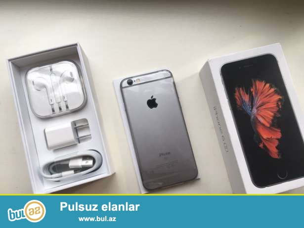 Iphone 6s A klass keyfiyyetinde 1:1 kopya. butun daxili ve xarici gorunusu orginaldan secilmeyen telefondur...