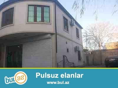 M Nizami yaxin ərazidə yerləşən 2mərtəbəli ofis icarəyə verilir,4-5maşinlig parkovka var...