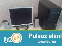 intel pentium dual core 3.0ghz<br /> ram 2<br /> windows 7 32bit<br /> nazik monitor<br />