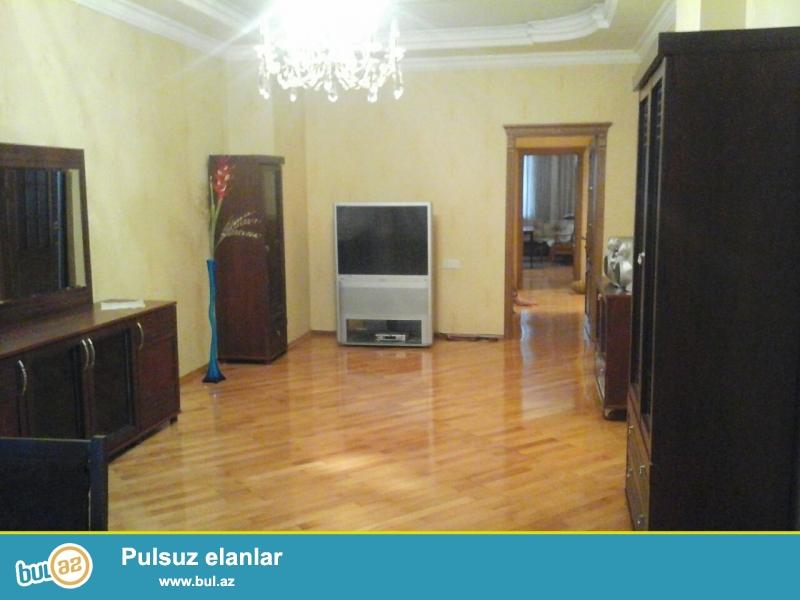 Новостройка! Cдается 3-х комнатная квартира в центре города, в Насиминском районе, по улице Г Алиева (Инглаб), рядом с ТГДК...