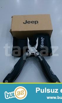 Jeep Multitul 9u 1de <br /> Amerikanin Jeep firmasi. Keyfiyyetli ve davamli. <br /> Universal dest...