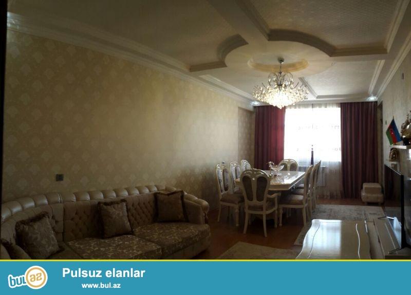 Yeni Yasamal qes., Bizim marketle uzbeuz, 20 mertebeli binanin 9cu mertebesinde,112kv...