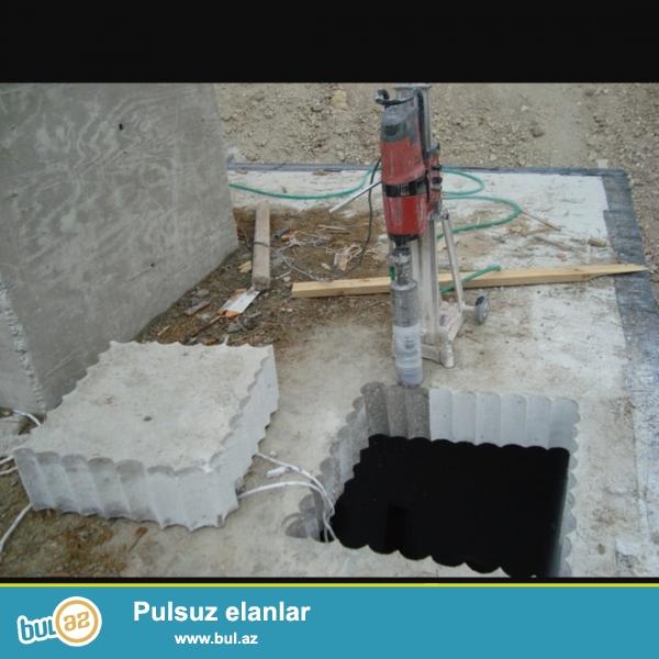 En Asagi qiymetlernen Betonlarin Kesimi deshimi shilifovkasi