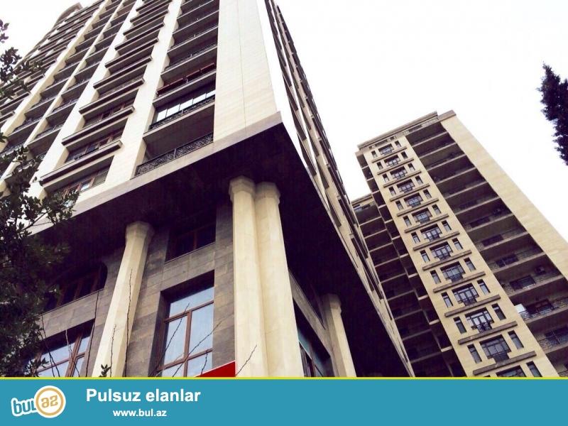Новостройка! Cдается 4-х комнатная квартира в элитном комплексе  «Абу Премиум»  в центре города, по проспекту Бюль Бюля, рядом дворцом имени Г...