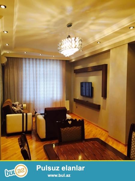 Новостройка! Cдается 3-х комнатная квартира в Насиминском районе, в 4 МКР-е, рядом с глазной больницей...