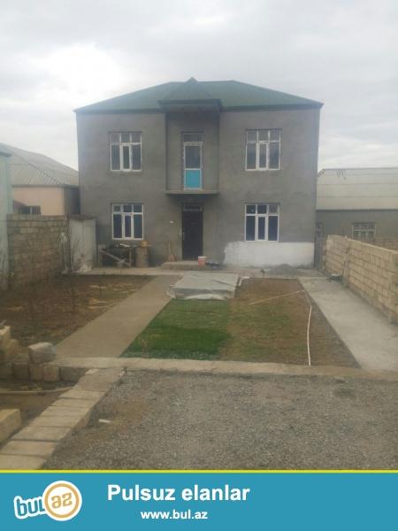 Очень срочно в посёлке Xırdalan   рядом АААF парк  продаётся  2-х этажный , 4 -х  комнатный ново построенный частный дом, с площадью 200 кв расположенный на 3 сотках ...