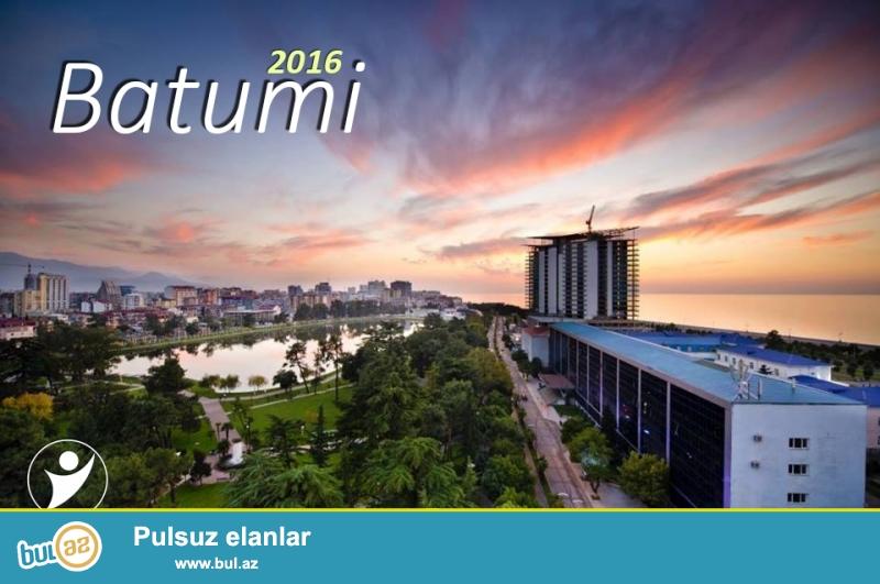 <br /> Batumi otellərində 1 nəfər üçün (4 gecə / 5 gün) gecələmə:<br /> <br /> ■ 3* otel (Hotel Prestige Batumi) >> cəmi 139$ <br /> ■ 4* otel (Hotel Legacy) >> cəmi 189$ <br /> ■ 5* otel (Leogrand Hotel & Casino Batumi) >>  cəmi 299$<br /> <br /> Əlaqə:<br />  +995 577 51 15 47 | Skype: vescortravel1<br />  +995 577 51 15 48 | Skype: vescortravel2<br /> <br /> www...