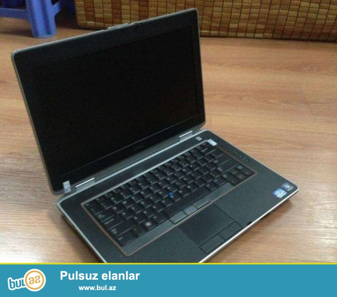 Dell Latitdue e6420 core i5 ideal veziyyetde 1 ilin notbukudu...
