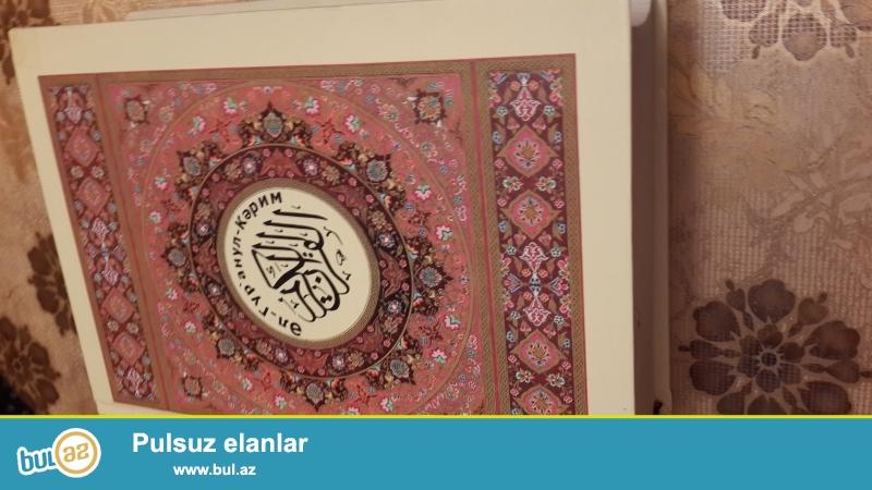 Salam Aleykum. Zəhmət olmasa kimdə belə Quran Kitabı varsa mənə yazsın