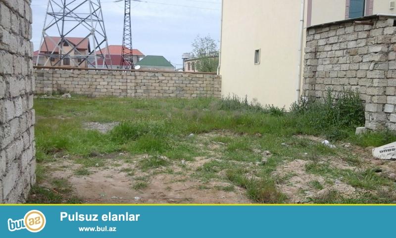 Zabrat 1 qəsəbəsi  kərpiczavod  deyilən ərazidə  198 nömrəli marşurut yolundan 10 metr məsafədə 2 sot torpaq sahəsi satılır...
