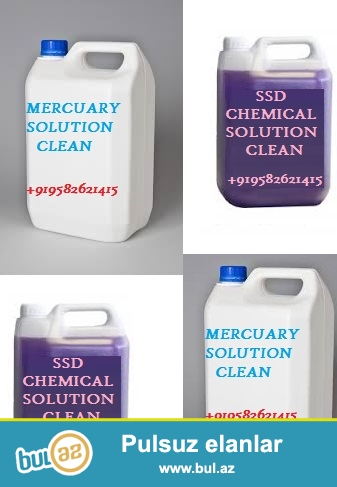 Hello Everyone! Our chemical solution, can clean deface